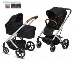 Cybex Balios S denim collection 2in1 rati